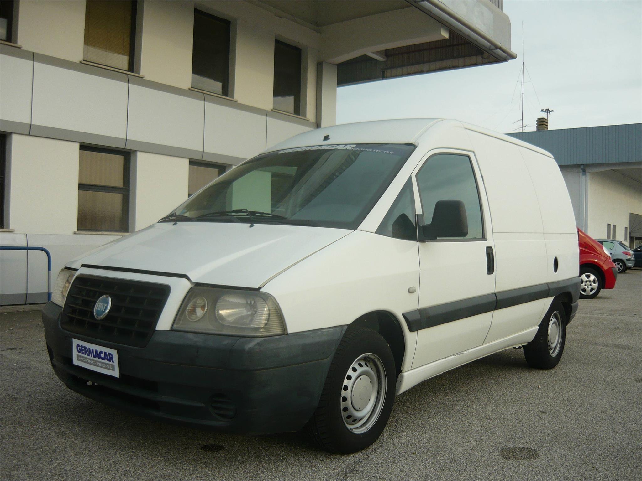 Fiat SCUDO #Used