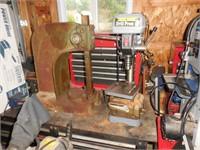 Jet Arbor Press & Bench Top Drill Press