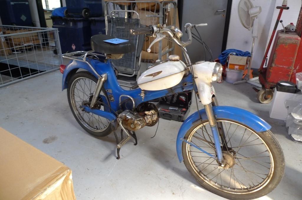 Knallert, Puch MS50 MOMSFRI | Campen Auktioner A/S