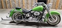 2007 Harley Davidson Softail Deluxe FLSTN