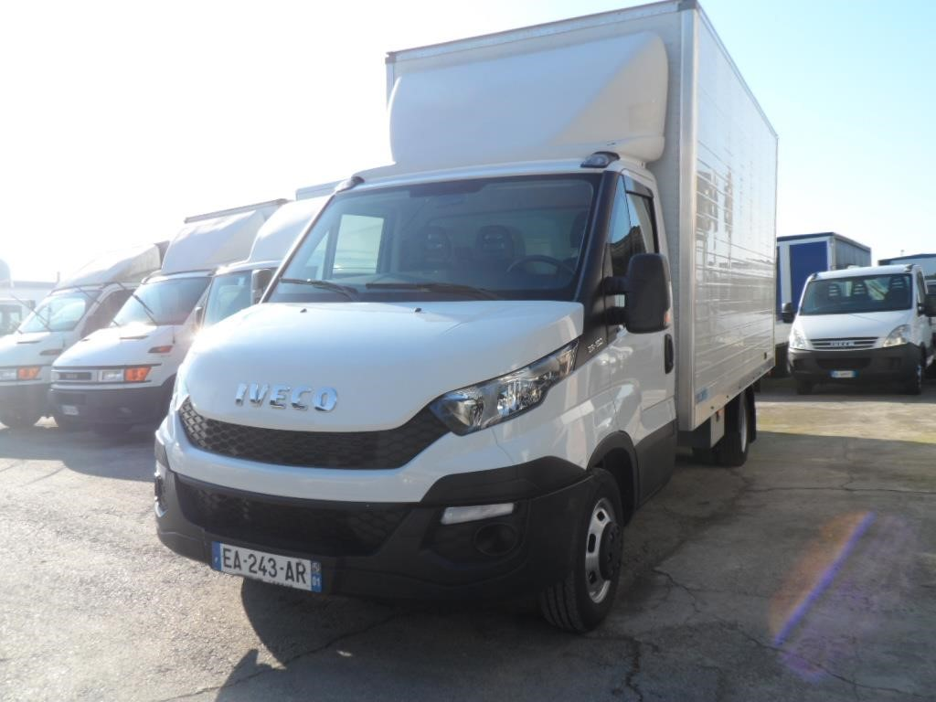 Iveco DAILY 35-150 #Used