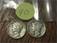 SILVER COINS AND MORE ONLINE AUCTION