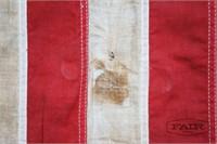 Vintage Cotton American Banner