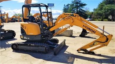 HYUNDAI ROBEX 35Z-9 For Sale - 7 Listings | MachineryTrader com