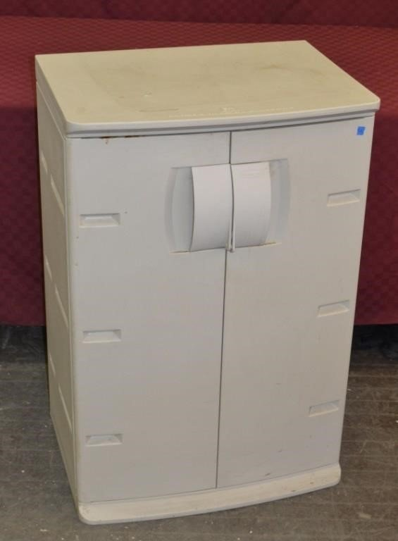 2 Door Storage Cabinet Hibid Auctions