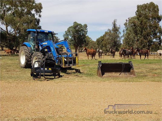 2016 New Holland T6020 Plus Farm Machinery for Sale