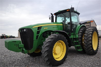 JOHN DEERE 8230 Auction Results - 57 Listings   TractorHouse