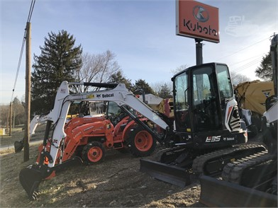 Bobcat Construction Equipment For Sale By Woodstock Equipment