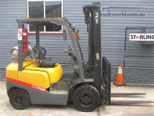 2007 Tcm other Heavy Machinery for Sale