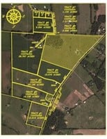 115+/- ACRES IN 9 TRACTS - MASTER COMMISSIONER'S SALE!