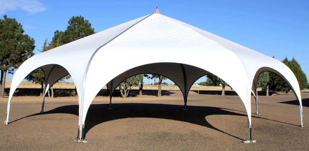 super cute f5870 7a0e1 Weather-Port Octopae (8 sided) Event/Pary Tent | Linnebur ...