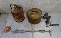 Manual Meat Grinder,