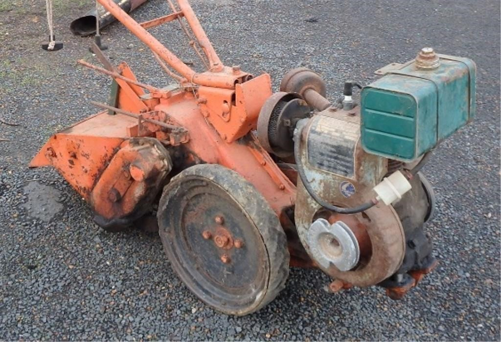 Wisconsin Rotary Hoe made in Australia | HiBid Auctions