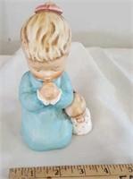 "Goebel  Evening Prayer Figurine  4"" X 6.5"" Tall"