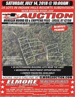 14 LOTS NEAR BARREN RIVER LAKE - OUTSTANDING OPPORTUNITY