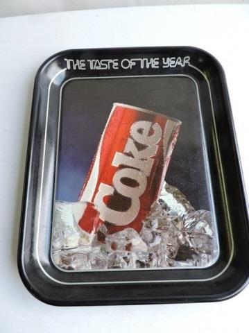 1985 Canada Ltd  Edition Coca-Cola Tray | Bid 2 Buy On Line Auctions