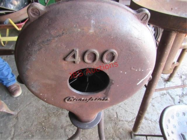 Forge Blower - Champion | JBS AUCTIONS