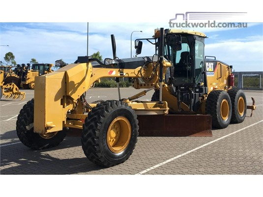 2008 Caterpillar 140M Heavy Machinery for Sale
