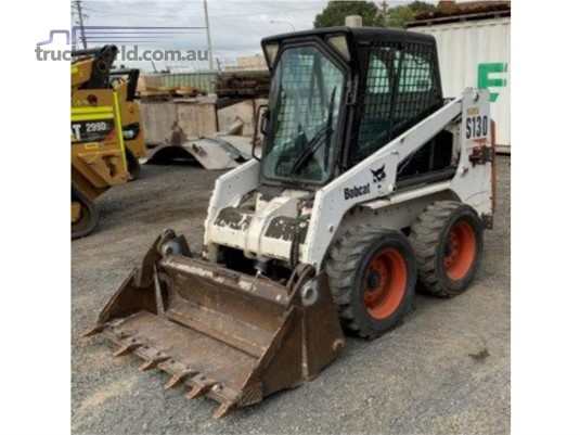 2004 Bobcat S130 Heavy Machinery for Sale