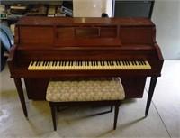 Schubert Piano  Damage On  Tray