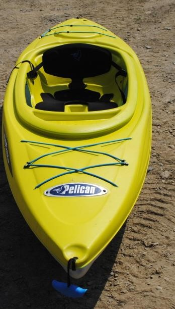 Pelican 10' Kayak RAM-X | HiBid Auctions