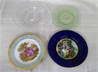 Wade England Plate Limoge France Plate  2