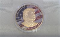 Donald Trump Commemorative  Coin