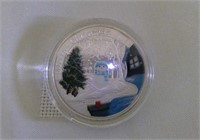 Commemorative Christmas Coin