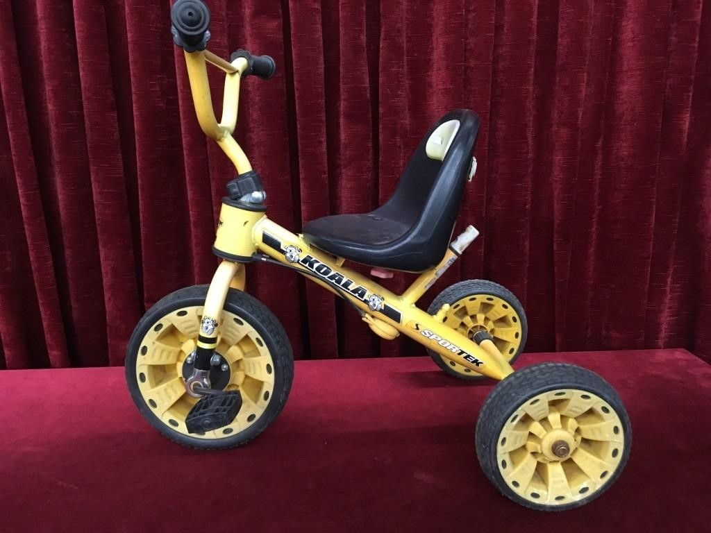 Koala Sportek Children S Tricycle Live And Online Auctions On Hibid Com Indepth guides to how money is made in all major sports and premium competitions. hibid com