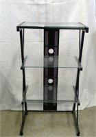 3 Tier Glass Stand
