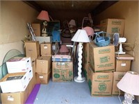 STORAGE AUCTION - ONLINE ONLY - PAIR OF 10'X20' UNITS