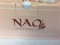 NAO figurine by LLadro with box