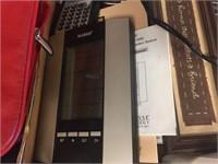 Calculator, cameras & assorted