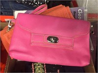 Assorted hand bags & purses
