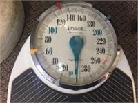 Taylor 330 lb scale