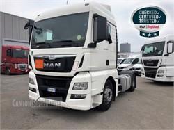 MAN TGX18.440  used