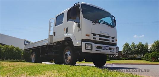 2011 Isuzu FSS 550 4x4 - Truckworld.com.au - Trucks for Sale