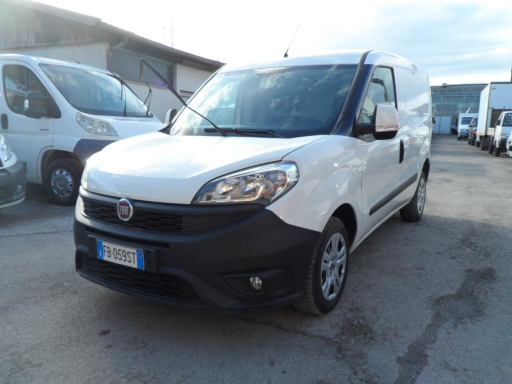 Fiat DOBLO #Used