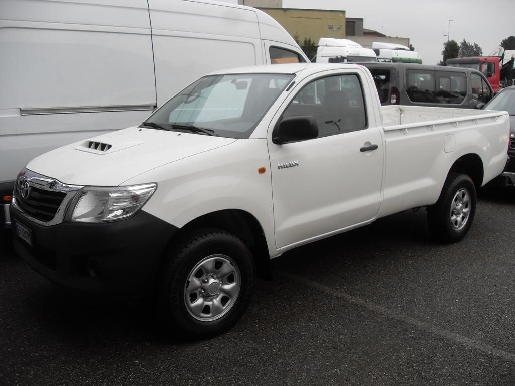 Toyota HILUX Second-hand