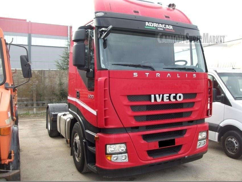 Iveco STRALIS 500 used 2010