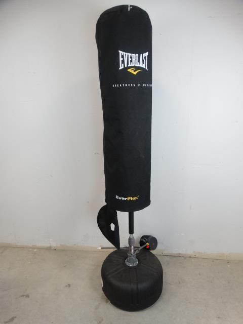 Everlast Everflex Inflatable Punching Bag Ll Auctions Llc