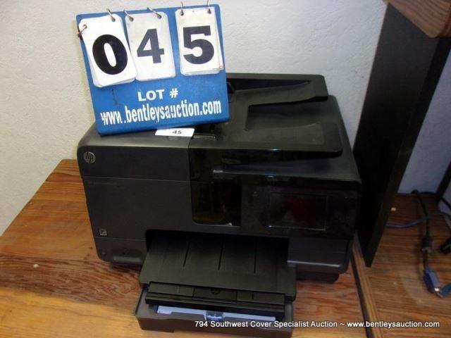 HP OFFICEJET PRO 8610 ALL-IN-ONE | Bentley & Associates, LLC