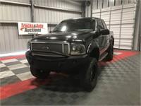 62118 Trucks & Auto Live Auction