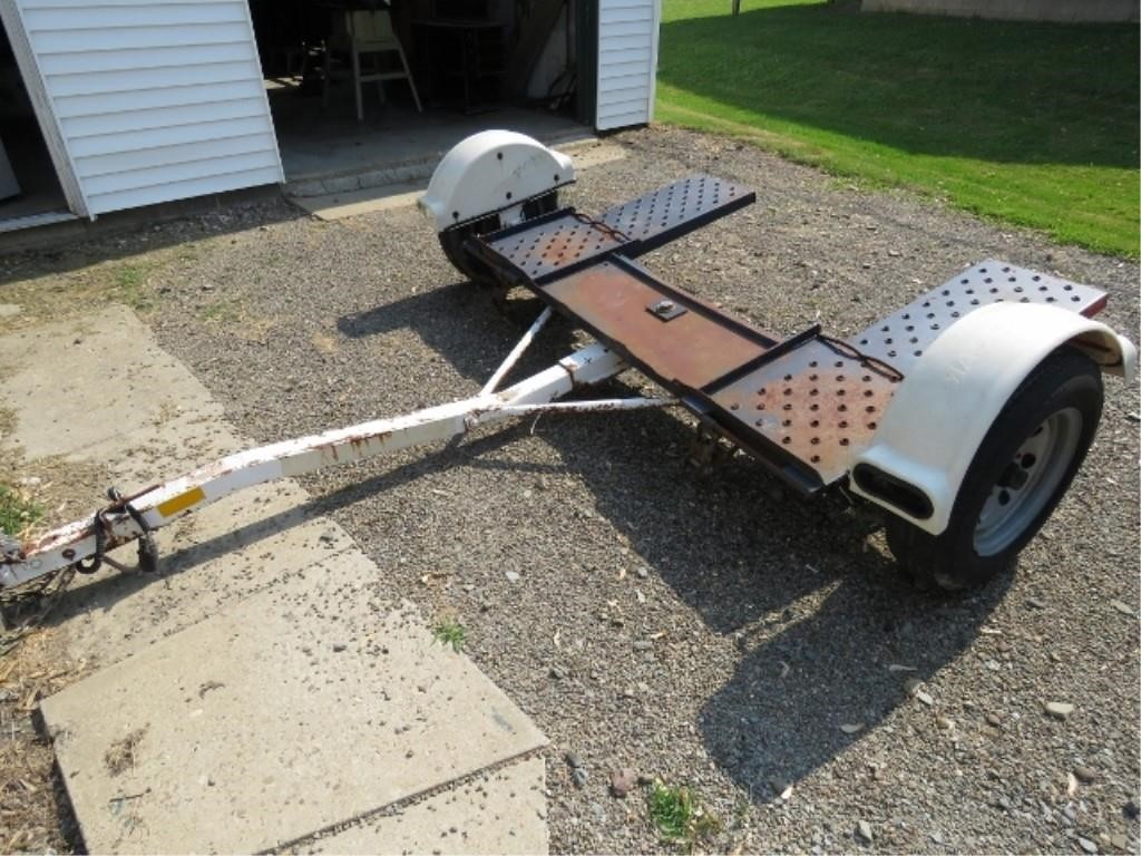 Car Tow Dolly | United Country Jelliff Auction Group