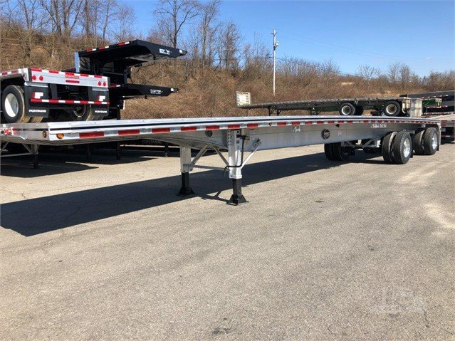 Flatbed For Sale >> 2020 Mac Trailer Mfg 48 X 102 Aluminum Flatbeds For Sale In
