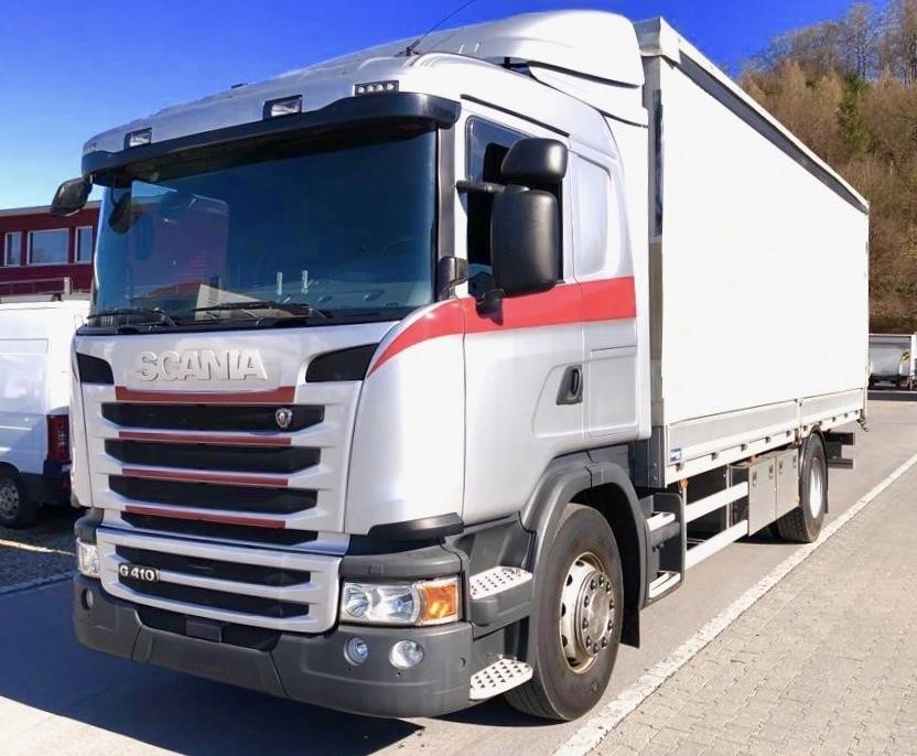 Scania R410 #Used