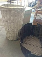 Hampers, laundry basket and organizer