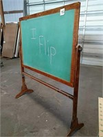 Antique chalkboard