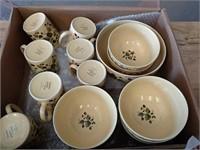 Waverly Garden Room Dishes