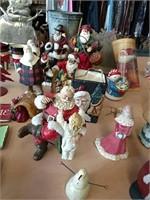 Christmas Collection and Carolers